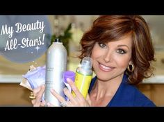 My All-Star Beauty Products - YouTube