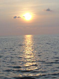 The Sun Starts To Set