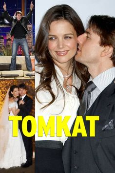 TomKat: the name ended poorly for them, but maybe it will work better for PFT & Cat Deeley.