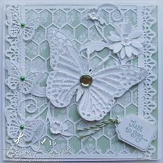 Cheery Lynn Designs Challenge Blog: Freshwater Butterflies