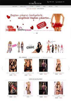 Opencart Sex-shop Teması