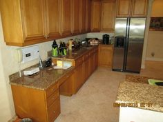 Kitchen 2 - Before #2