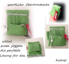 Ober-Arm-Tasche... auch in anderen Farben erhältlich Sport Fitness, Coin Purse, Etsy, Wallet, Purses, Fashion, Workout Women, Sporty, Colors
