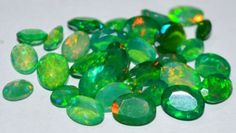 13-Cts-30-PIECES-LOT-ETHIOPIAN-OPAL-FACETED-SIZE-4X6-6X8-MM-100-NATURAL