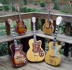 1950's Kay Guitars
