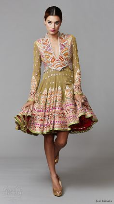 Jani Khosla, International Debut Collection