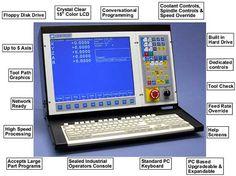 CENTROID M400 CNC Control #machine #tool