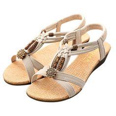 Elegant Leather Sandals