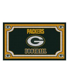 Take a look at this Green Bay Packers Embossed Door Mat today!