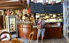 Honey, Kvass & Tea: The Central Market & Apsara Tea Room in Riga, Latvia Central Market, Riga Latvia, Coffee Shop, Bakery, Honey, Deck, Room, Travel, Coffee Shops