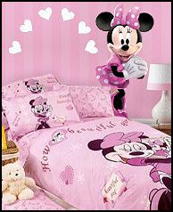 coolest minnie mouse bedroom with sparkly pink paint and polka dots ...