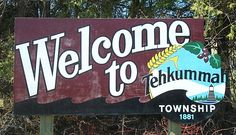 Home Town Sign Manitoulin Island, Town Names, Gordon Parks, Lake Huron, Home And Away, Ontario, Beautiful Places, Canada, Landscape