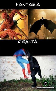 #Super Hero's made-me-laugh