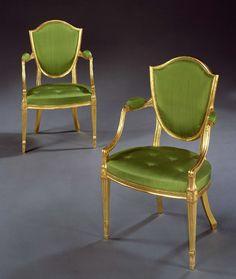 75 best georgian upholstery images chairs antique furniture armchair rh pinterest com