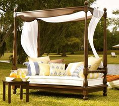 Ideas for beautiful outdoor spaces