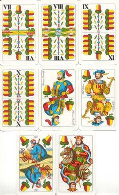 Magyar Kartya Ancient History, Playing Cards, Kids Rugs, Games, Kid Friendly Rugs, Playing Card Games, Gaming, Game Cards, Plays