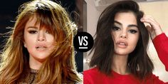 Short VS Long hair.Which style is more suitalbe and bright?