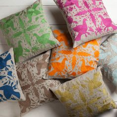 Beth Lacefield by Surya Fly Away Peridot Decorative Pillow #laylagrayce