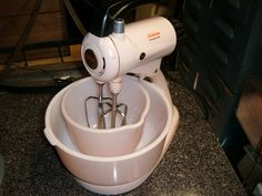 What a girl wants - vintage Sunbeam mixmaster