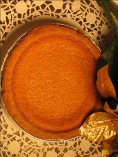 Bean Pie - something different for Thanksgiving will hold it's own vs. Sweet Potato and Pumpkin Pie! Commonly associated with African American Muslim Cuisine