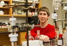 3da9d867c6c1 IU Bloomington senior Kent Griffith is one of only 14 U. students to  receive a prestigious Churchill Scholarship this year.