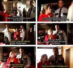 Arrow - Diggle & Felicity #Season1. This was my favourite episode!