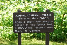 The Appalachian National Scenic Trail. The trail in Maryland follows a forty-mile route along the backbone of South Mountain, a north-south ridge that extends from Pennsylvania to the Potomac River. This section is great for three- or four-day trips, is easy by A.T. standards, and is a good place to find out if you're ready for more rugged parts of the Trail.