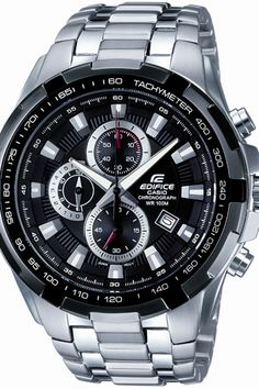 Mens Casio Edifice Chronograph Watch EF-539D-1AVEF