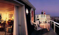 Best Hotel Suites in Europe - European Best Destinations