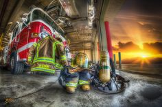 Leduc Fire Department - dansunphotos