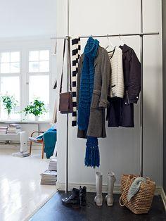 coat rack entryway