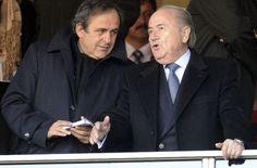 El Comité de Ética de la FIFA suspende por 8 años a Blatter y Platini