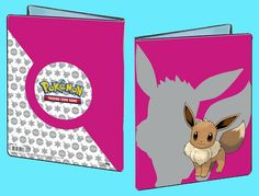 ULTRA PRO POKEMON Eevee Evolutions PRO-BINDER CARD HOLDER 20 PAGES FOR CARDS