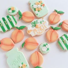 Sweet as a peach!!! Bee Sweet Confections