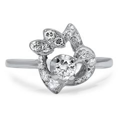 The Kitty Ring from Brilliant Earth