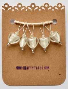 Stitch markers for HandmAid