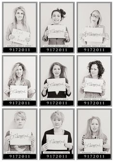 Bridesmaids - the morning after the bachelorette party.