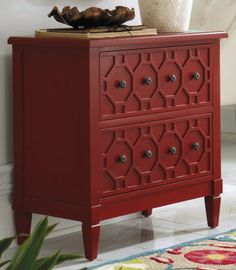 Bring new color to small spaces.