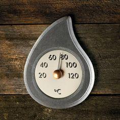Pisarainen soapstone sauna meter by Hukka.