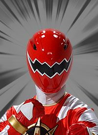 Power Rangers Dino Thunder- Conner, the Red Ranger