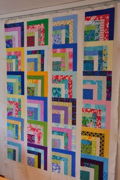 "layout of blocks on the design wall I have a finished top to share: my flower garden is 57"" * 72"". With the dark and rainy days of christmas this year, if felt good to bring out some colors and put to"