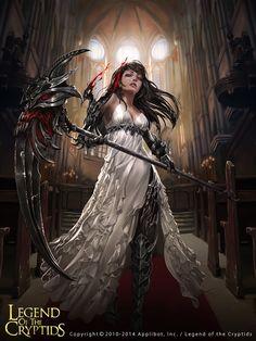 ArtStation - Legend of the Cryptids, kiyocat illust