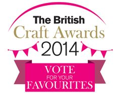 2014 British Craft Awards www.britishcraftawards.com | Vote now for your cross stitch favourites and you'll be entered into our amazing prize draw to win a year's worth of stitching goodies - stash all year long, delivered to your door! Vote now at www.britishcraftawards.com #britishcraftawards