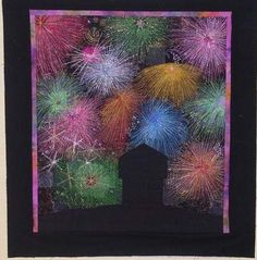 Helen Marshall - Students' Gallery of quilts and artwork