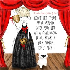 Wonderful advice from by Princess Sassy Pants & Co.