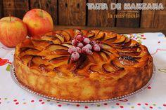 Me encantan las tartas!! pero las de manzana me chiflan y siendo caseras más si cabe. Ahora estamos en época de manzanas y este año no so...