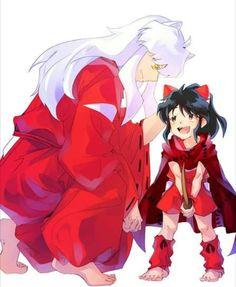 Inuyasha Anime, Inuyasha Funny, Inuyasha Fan Art, Kagome And Inuyasha, Kagome Higurashi, Fanarts Anime, Anime Naruto, Anime Guys, Anime Characters