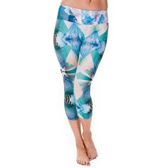 14e3608427e3f With fun and unique prints, Onzie Capri Pants are great to spice up any work