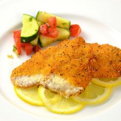 Lemon-Pepper Breaded Tilapia from Pete's Seafood Club. (http://www.peteseafoodclub.com/index.php/smart-meals/lemon-pepper-breaded-tilapia.html) #Lemon #Pepper #Breaded #Tilapia (http://www.peteseafoodclub.com) #Pete #Seafood #Petes #Sea #Food #Shop #Delicious #Fish #Shellfish #Online #Healthy #Health