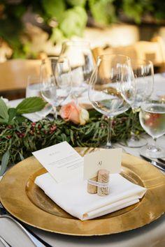 Table decor: http://www.stylemepretty.com/oregon-weddings/2015/05/07/elegant-intimate-oregon-winery-wedding/ | Photography: Altura Studio - http://alturastudio.com/